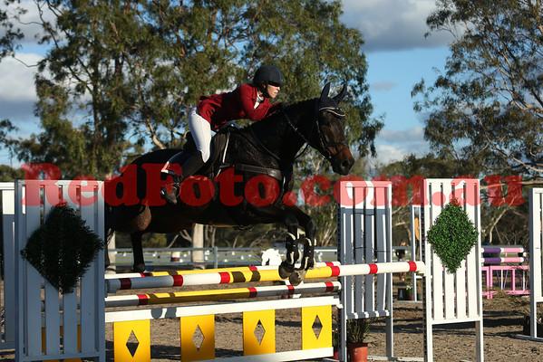 2014 05 18 Moora Horse Trials ShowJumping EvA105 J