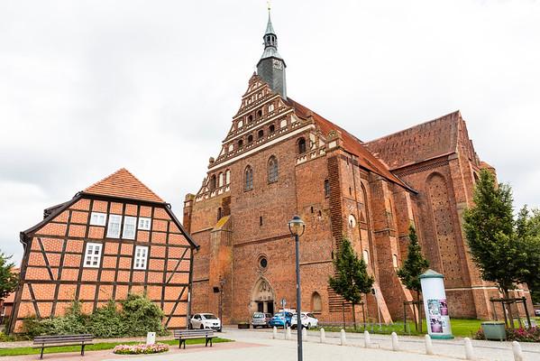 Bad Wilsnack - Wunderblutkirche St. Nikolai