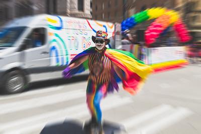 Seattle Pride Parade - 2018