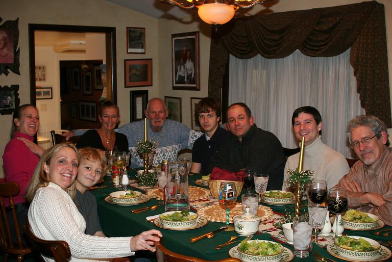 Christmas Day at the Chapman, Sr's