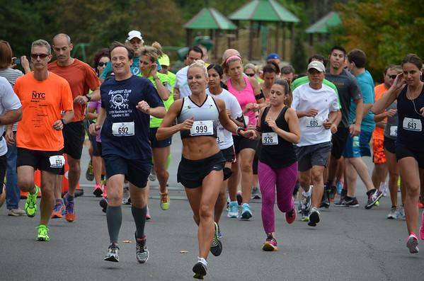 10K Race Start Photos