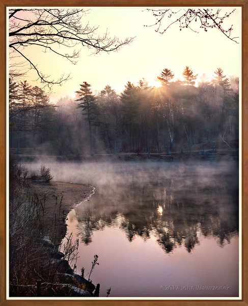 Sunrise, Early Spring