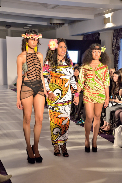 London Fashion Week SS 2015