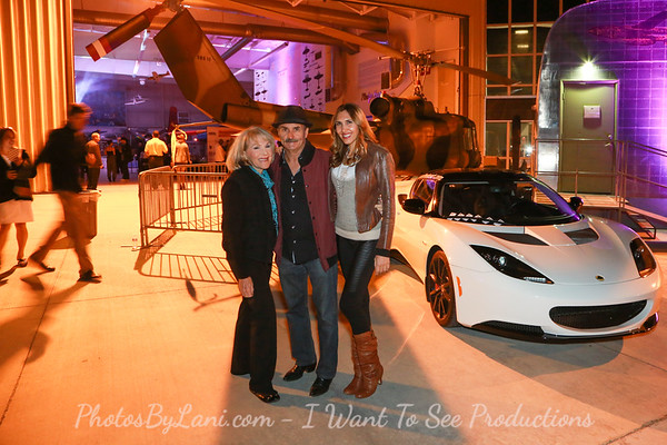 BB's Party at Air Museum 11/14/15
