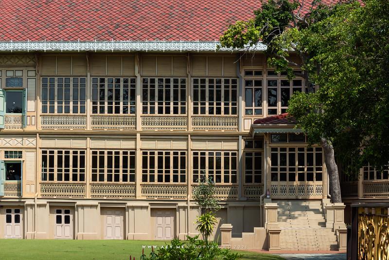 Vimanmek Mansion & Abhisek Dusit Throne Hall