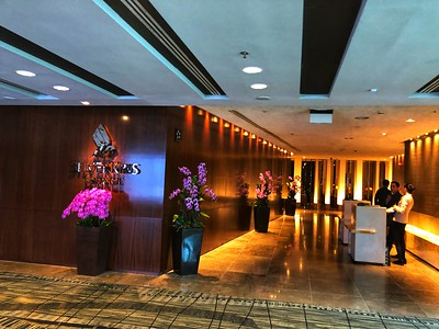 Reporte: SilverKris Lounge Business Class-Singapore Airport (Mayo 2018)