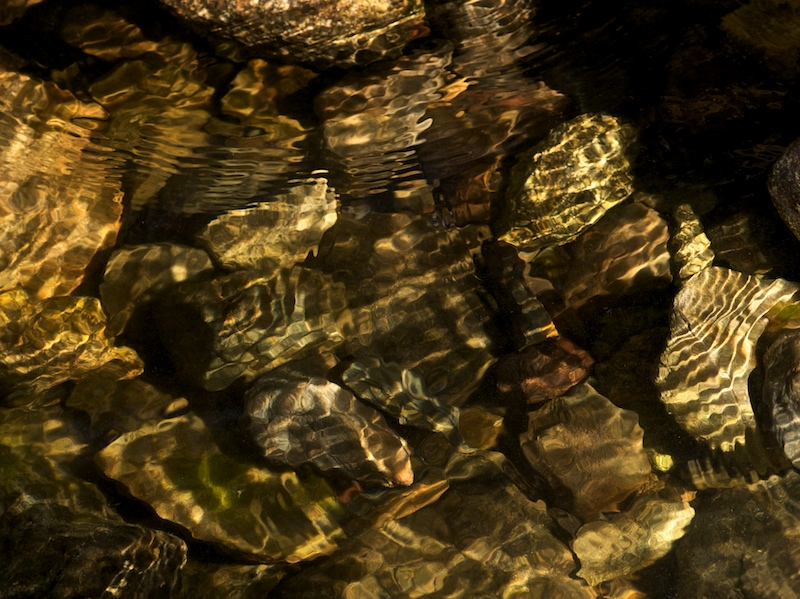 """10 - """"Rocky shore at night"""" by crussell"""