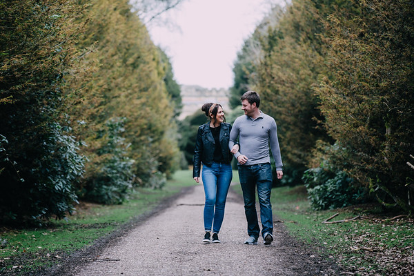 Georgina & Rob Pre Wedding