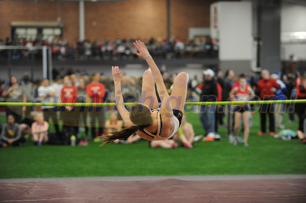 Girls' High Jump - 2016 MITS State Meet