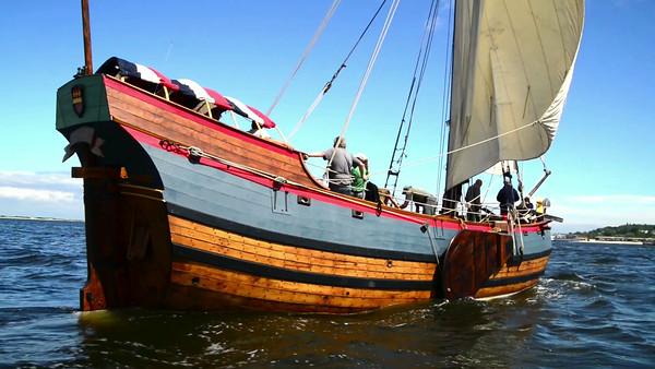 Onrust in Sandy Hook Bay Video Clips
