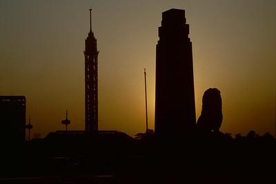 Egypt Trip 1985