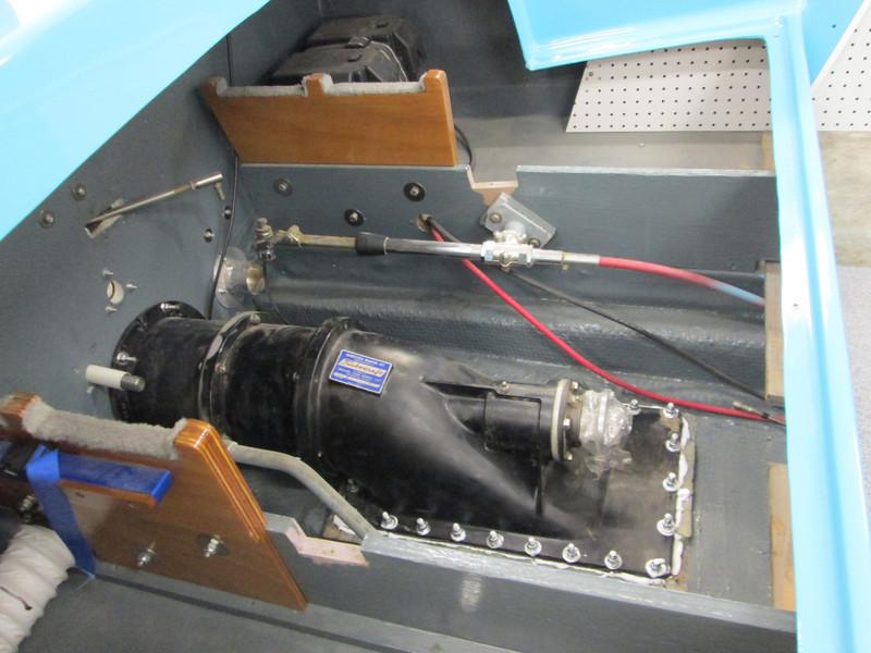 Jet pump installed.