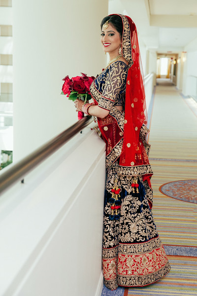 Le Cape Weddings - Indian Wedding - Day 4 - Megan and Karthik First Look 2.jpg