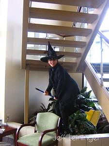 Halloween at Sara Lee