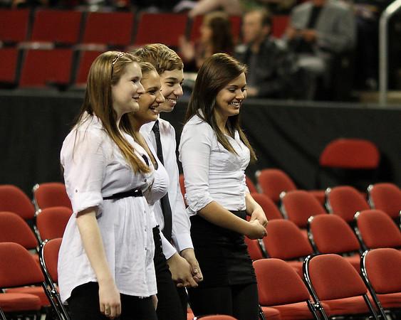 LWHS 2010-11 Dance Team