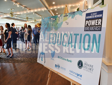 Educcation Power Breakfast, June 2016