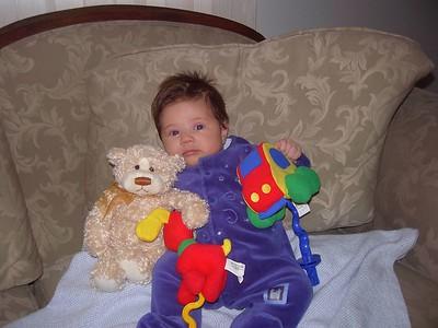 Baby Nicholas - 2004