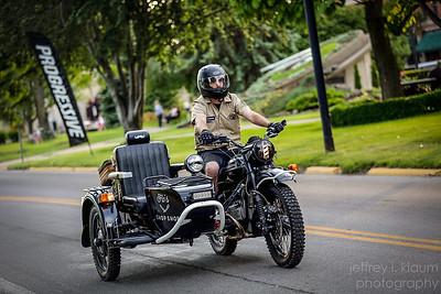 Progressive- Ohio Bike Week 2017