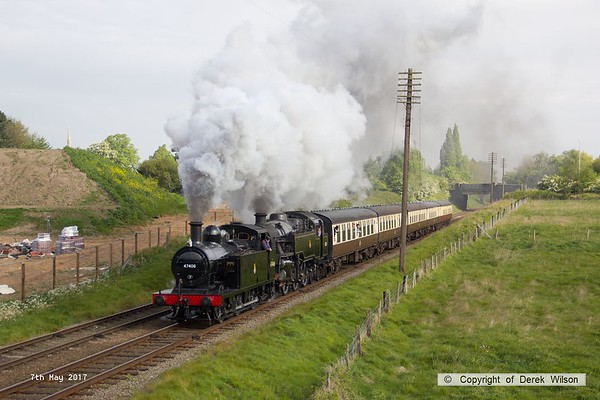 2017, 7th May, Great Central Railway 'Goods Galore Gala'