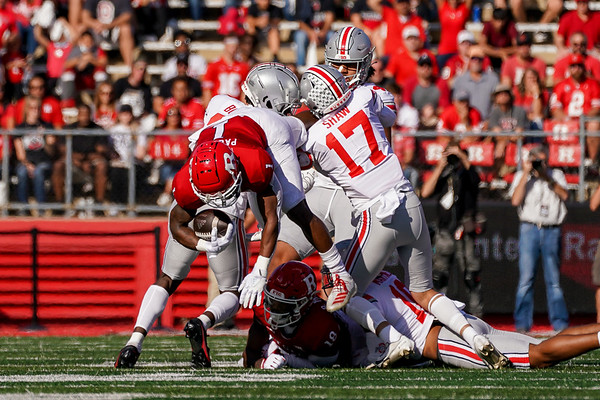 10/2/2021 Ohio State at Rutgers