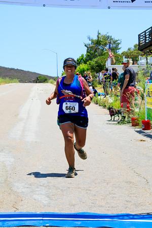 Half Marathon - Finish