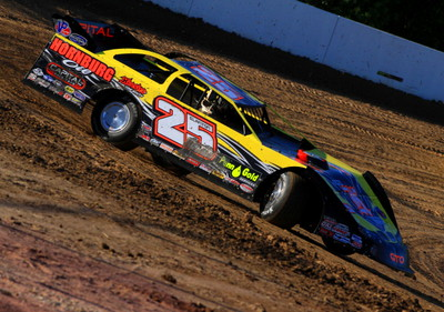 Finger Lakes 40 - WoO at The Weedsport Speedway - FISH