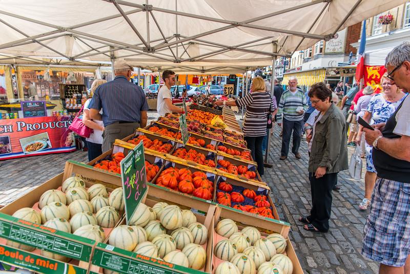 French Market, Hitchin, Hertfordshire