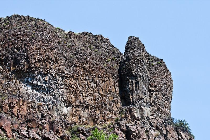 Rock Formation, Central Oregon