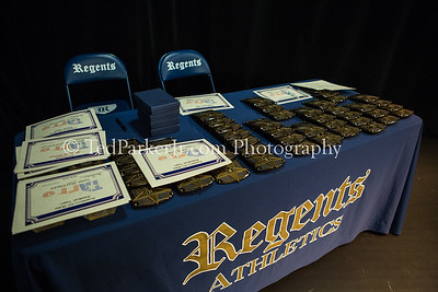 2014-2015 Athletic Banquets