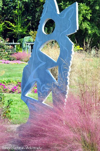 UT sculpture-