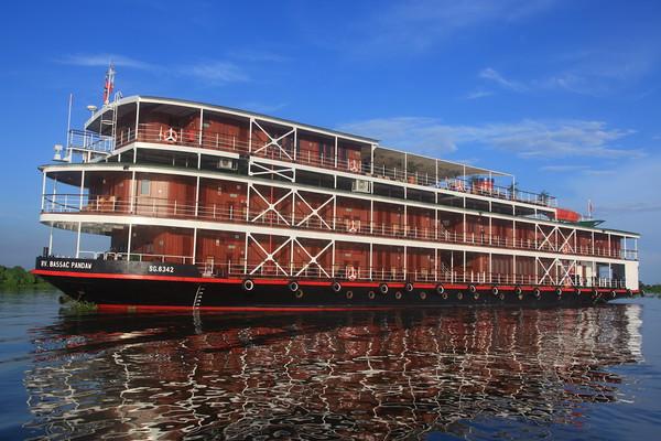 Ships - RV Bassac Pandaw
