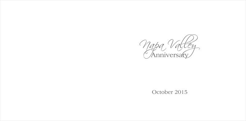 Napa Valley Album