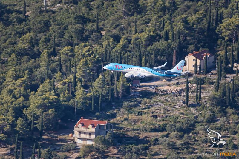 TUI / Embraer 190 / OO-JEM