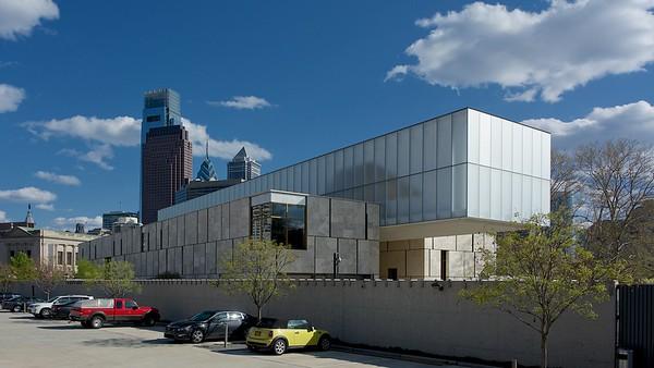 US PA - Philadelphia  Barnes Museum  2015-04