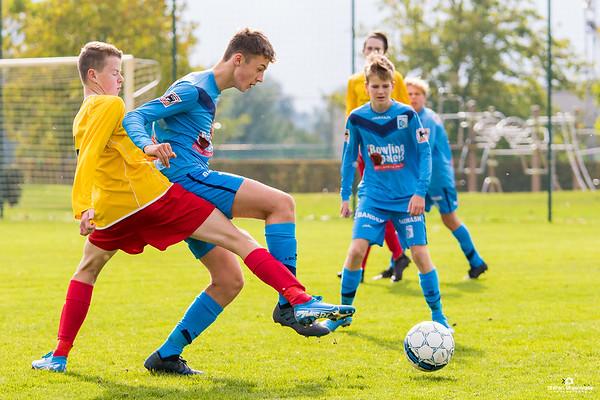 05/10/2019: U17G KVV Laarne-Kalken - SK Lochristi B