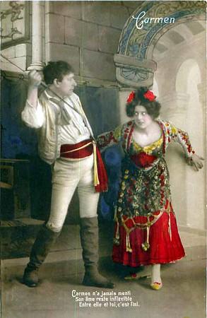 Drama and Opera