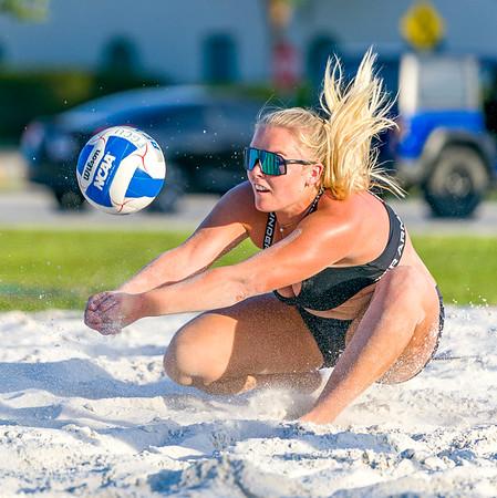 Beach Volleyball Team 2021-2022