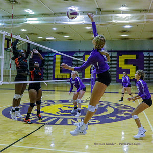 Varsity Volleyball v Hayfield 9/16/19