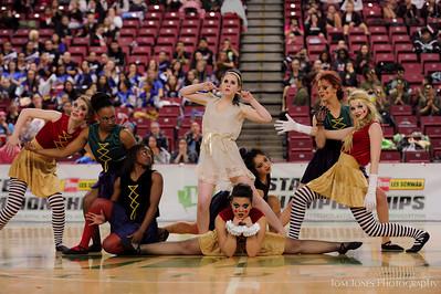 Todd Beamer Dance - State 3-28-14