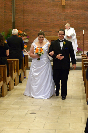 Patrick and Kara Wedding 11/3/2012