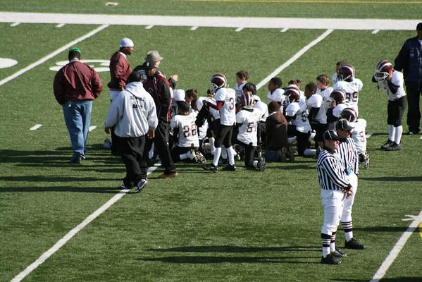 Huskies JPW 2008 Division Champsionship vs Hazlet