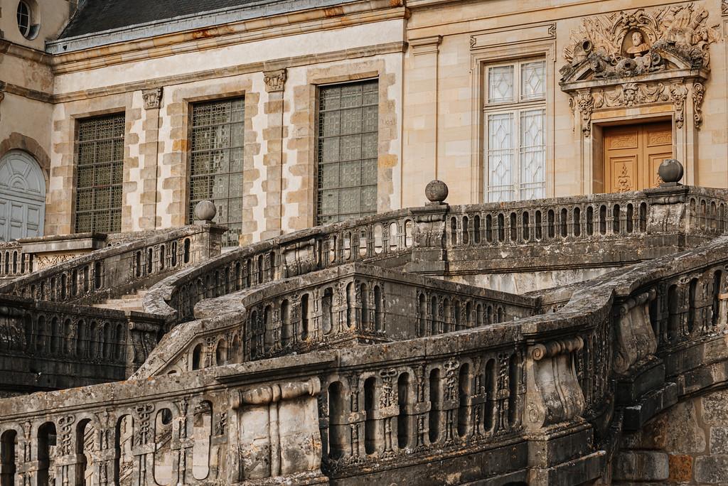 楓丹白露宮 by 旅行攝影師張威廉 Wilhelm Chang