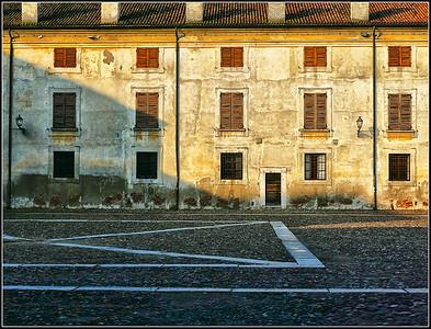 Mantova - Palazzo Ducale (Interior)
