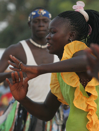Drum & Dance Festival, Senegal