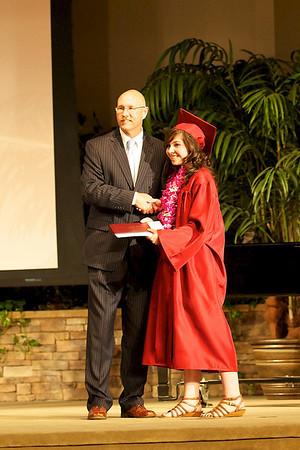 Chloe's Graduation