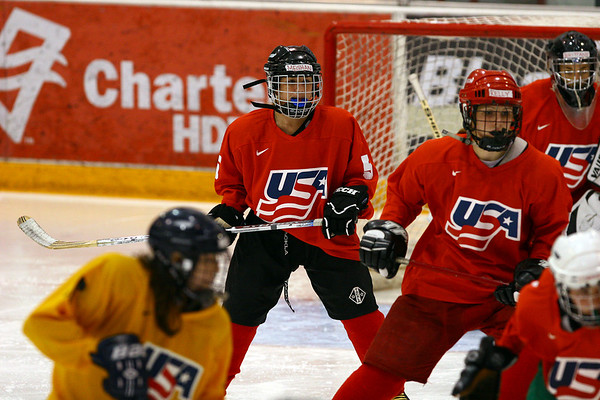 NDC - Day 4 Game 2 Red vs. Gold Tue 7/24/07