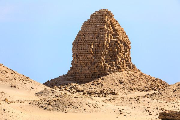Nu 6 Anlamani, Nuri, Sudan