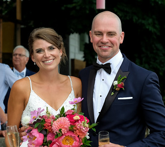 Andrea and Joe's Wedding - July 14, 2018