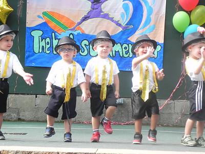 August 8    Pre-School/ Kindergarten