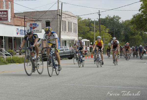 Anderson Stage Race, Anderson, TX, September 25, 2004 - Road Race